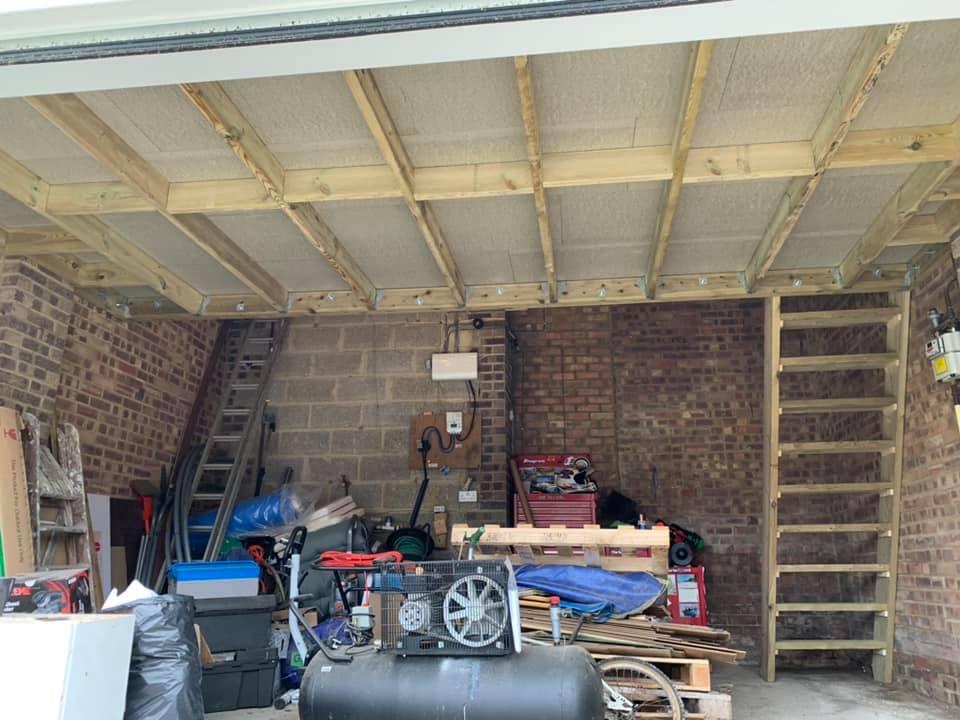 Garage Mezzanine Floor