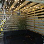 Garden Office Room
